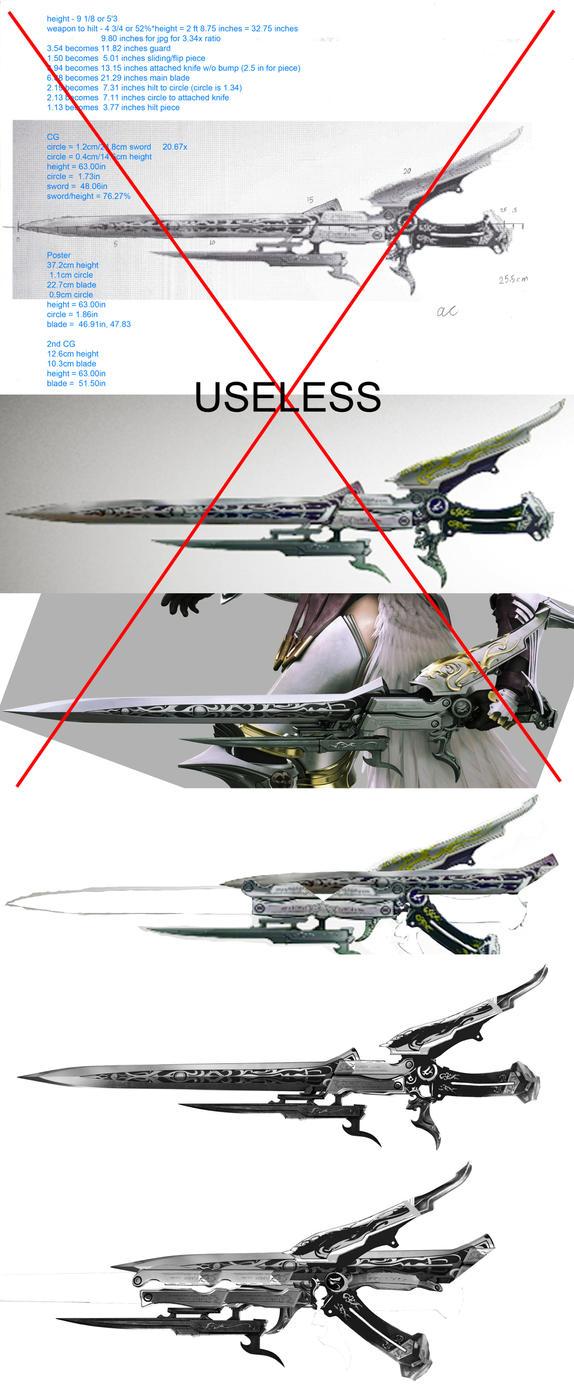 Lightning's Valkyrie Gunblade Analysis 2.0 by MistMana