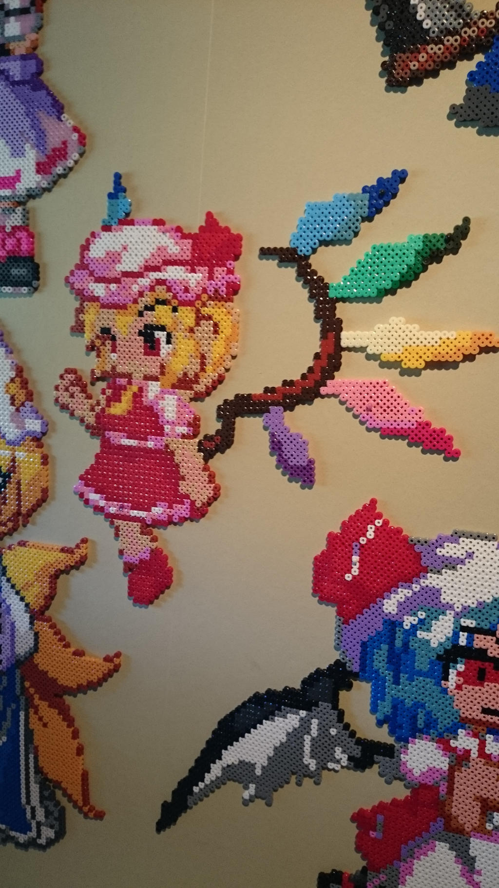 Touhou Character 1 - Scarlet Flandre by MagicPearls