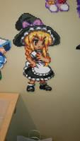 Touhou Character 4 - Marisa Kirisame by MagicPearls