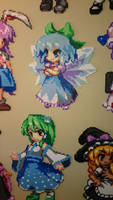 Touhou Character 5 - Cirno by MagicPearls