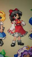 Touhou Character 12 - Reimu Hakurei by MagicPearls