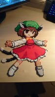 Touhou Character 20 - Chen by MagicPearls