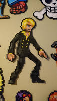 One Piece Character #4. Sanji by MagicPearls