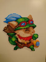 Teemo from League of Legends by MagicPearls