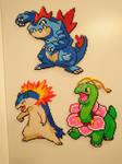 Pokemon #4 - Typhlosion (redone)