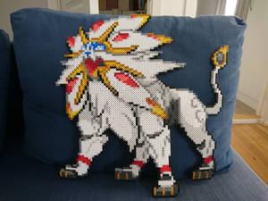 Pokemon #57 - Solgaleo