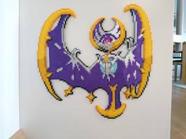 Pokemon #58 - Lunala by MagicPearls