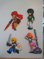 Team JNPR from RWBY by MagicPearls