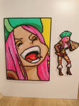 One Piece Character #61. Jewelry Bonney