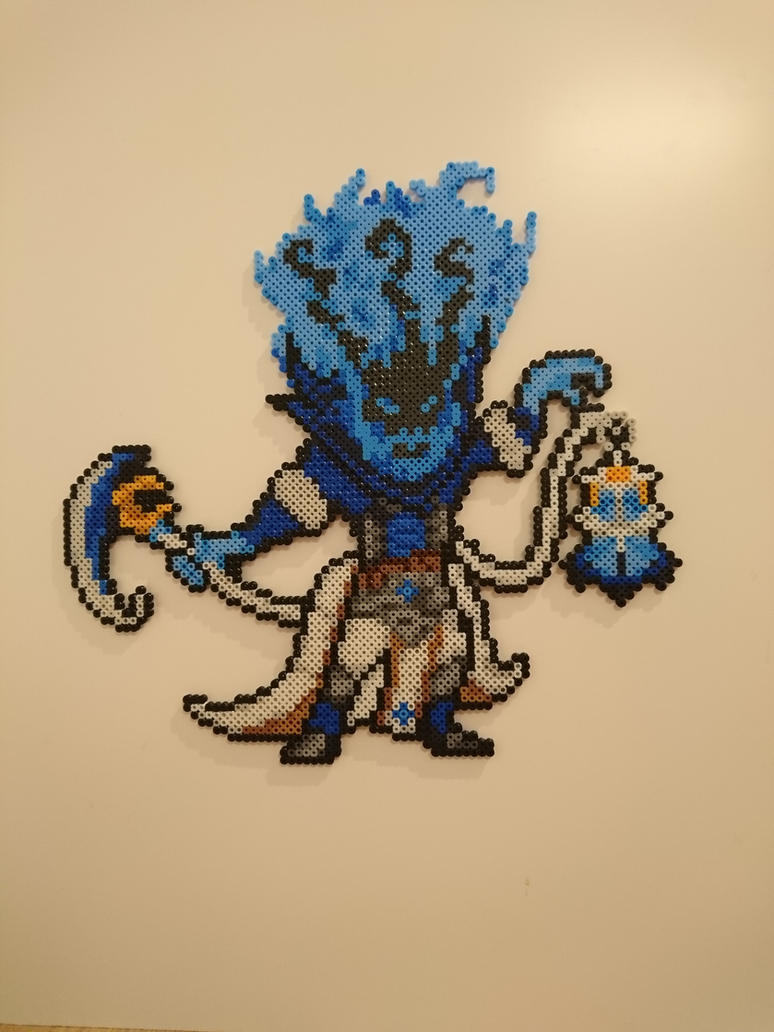 Championship Thresh from League of Legends by MagicPearls on DeviantArt