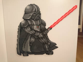 Star Wars #7. Darth Vader by MagicPearls