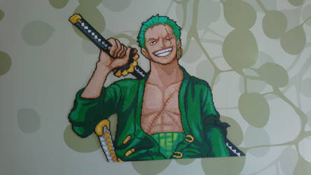 Zoro - Complete! by MagicPearls
