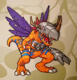 MetalGreymon (redone)