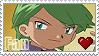 Shuu - Drew stamp by KamisStamps