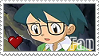 Masato - Max stamp by KamisStamps
