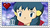 Hikari - Dawn stamp by KamisStamps