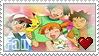 Kasumi Lover Stamp by KamisStamps