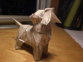 Majora's Mask Clocktown Dog by Majora24