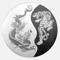 yin yang by Dr-Mastermind