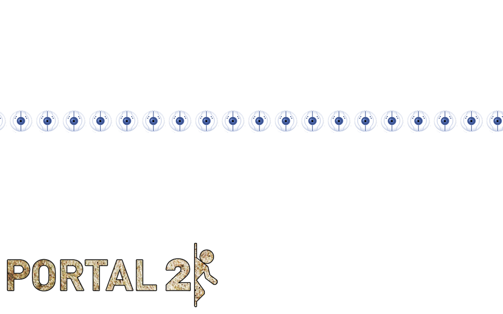 Portal 2 by WallsNeedCoolPaper