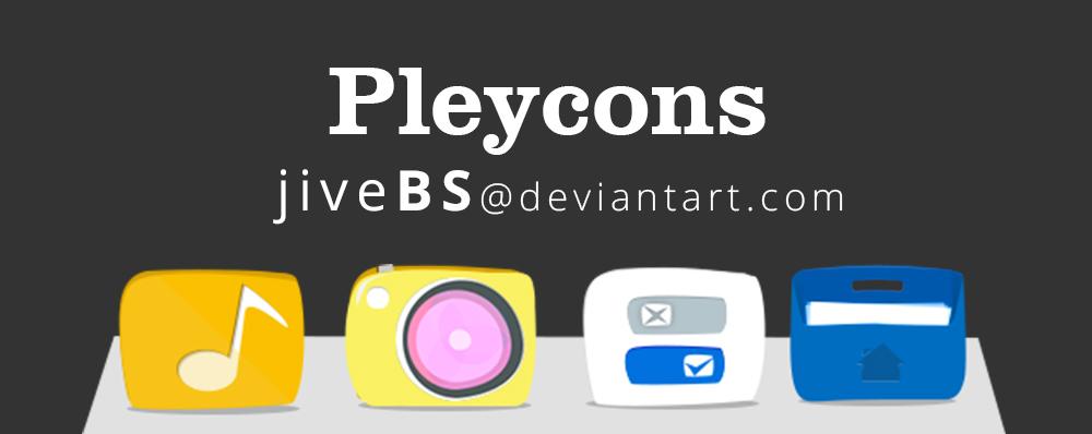 Pleycons Soon by jivebs