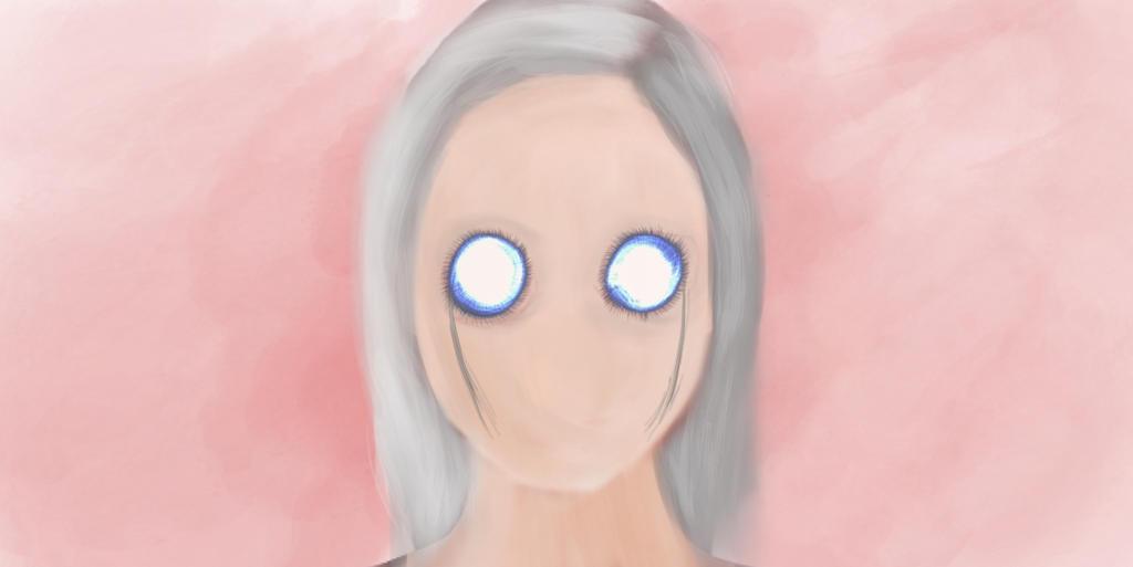 Feral Eyes by PsychoPath10