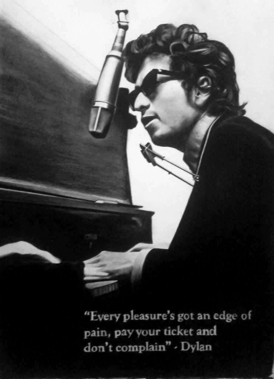 Bob Dylan WIP 3 By VegemiteGangsta