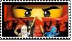 Ninjago Stamp