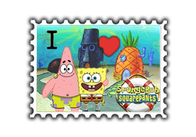 I love Spongebob by GonzalezPT