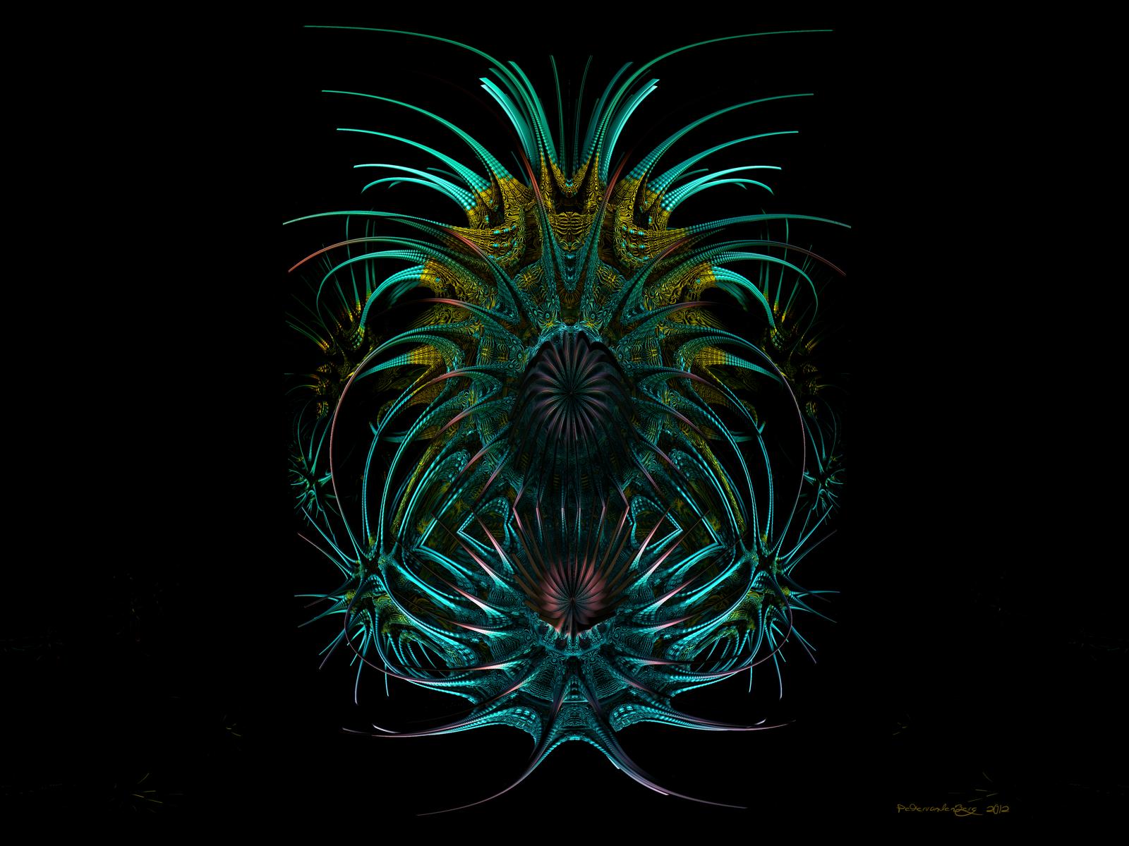 Tentakels by MandelCr8tor