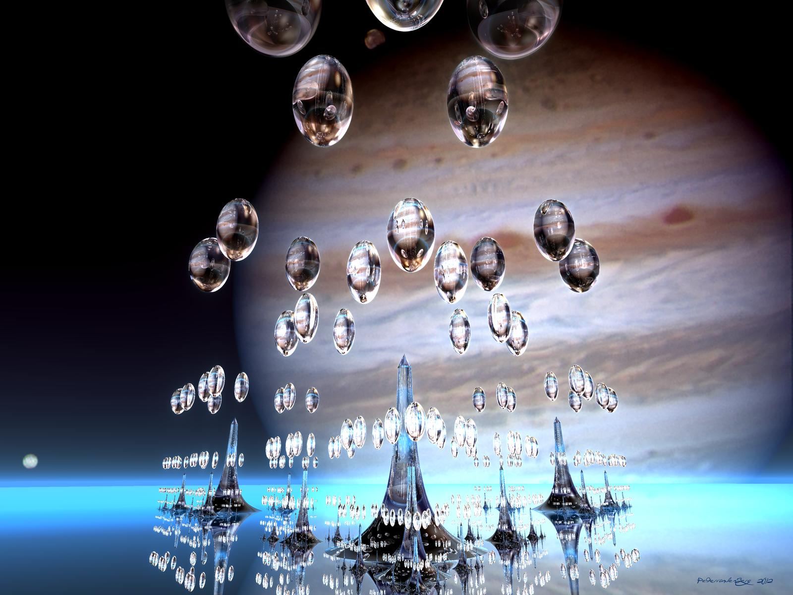 Drops of Jupiter by MandelCr8tor