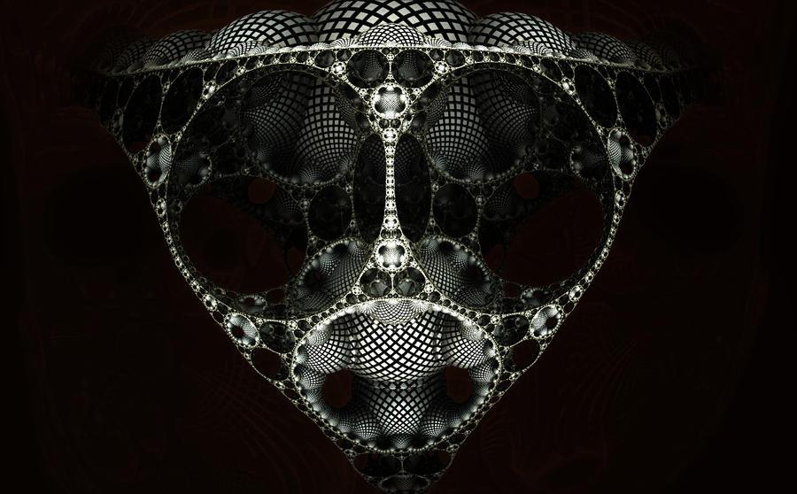 Alien Skull by MandelCr8tor