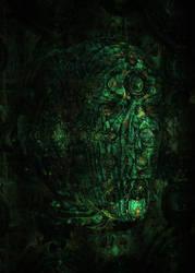 Steampunk head