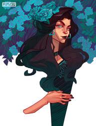 Elvira by gewska