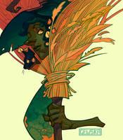 Witch by gewska
