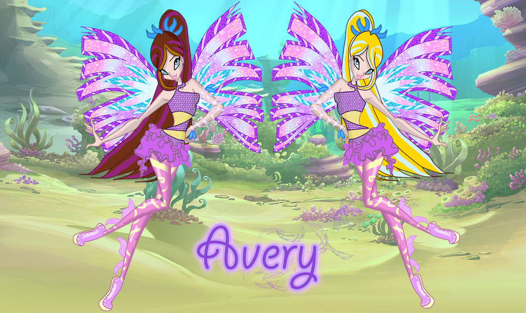 Winx Club Avery Sirenix