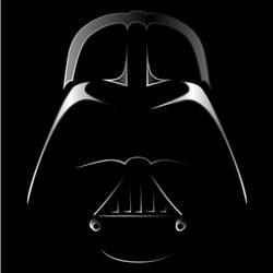 Metal Vader by inkedicon