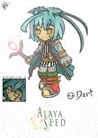 Alaya Seed - Dart by daaku-no-tenshi