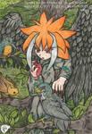 Misato and Birds
