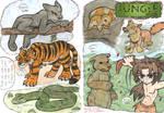 Jungle Book Kyara's