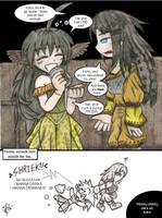 Komi and Kaja by daaku-no-tenshi