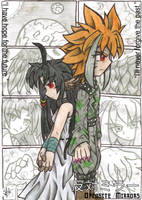 We Are The Same - But Not by daaku-no-tenshi
