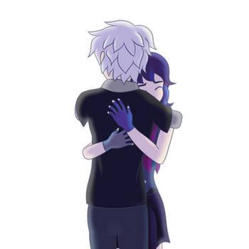 Hugs by AniDrewit