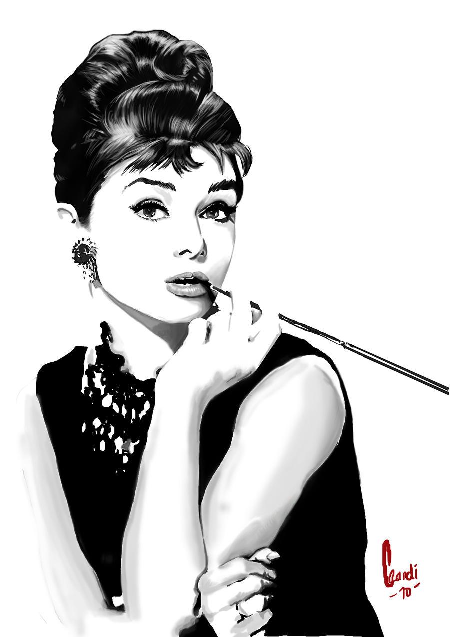 fashion icon by draftershipmanAudrey Hepburn Fashion Icon