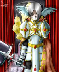Lord Knight Dreg Nobleheart by Dreg-Exheart