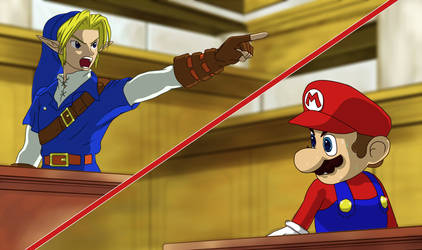 Objection? vs Objection? by Dreg-Exheart