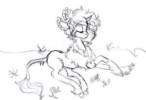 Sylvanie sketch