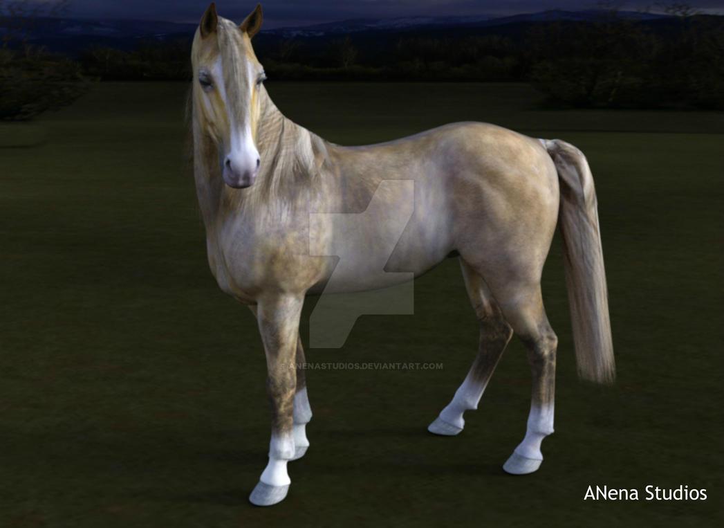 Hrissies Horse Sprite  by ANenaStudios