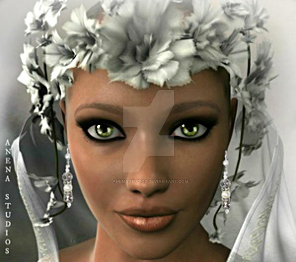 The bride By ANena Studios by ANenaStudios