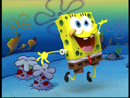 Spongebob by Illusive-Design